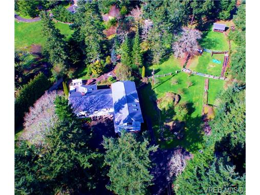 Main Photo: 370 Hector Road in VICTORIA: SW Prospect Lake Single Family Detached for sale (Saanich West)  : MLS® # 347963