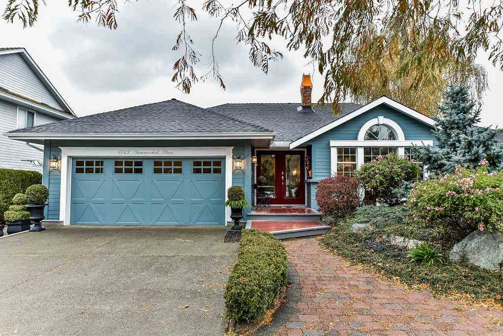 FEATURED LISTING: 1743 SUMMERHILL Place Surrey