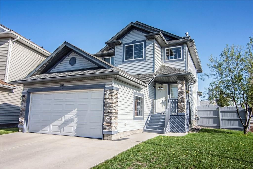 Main Photo: 94 CRYSTALRIDGE Crescent: Okotoks House for sale : MLS®# C4184670