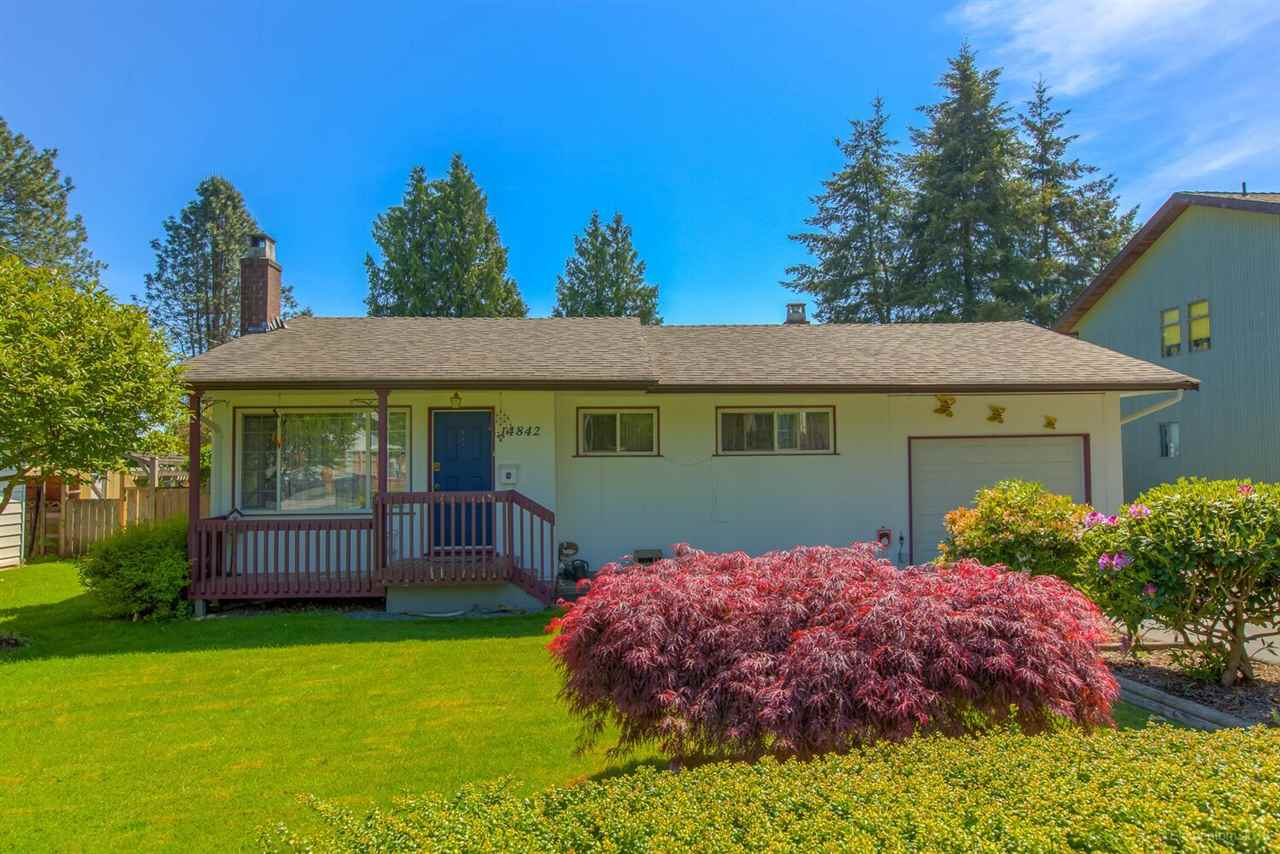 Main Photo: 14842 68A Avenue in Surrey: East Newton House for sale : MLS®# R2269849