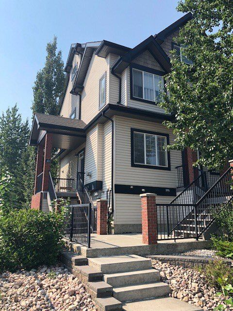Main Photo: 40 1650 TOWNE CENTER Boulevard in Edmonton: Zone 14 Townhouse for sale : MLS®# E4124893