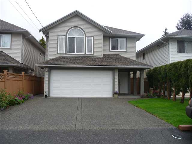 Main Photo: 1579 Manning in Port Coquitlam: House for sale : MLS® # V946812