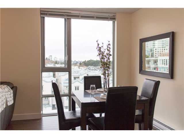 "Photo 3: 605 587 W 7TH Avenue in Vancouver: Fairview VW Condo for sale in ""THE AFFINITY"" (Vancouver West)  : MLS® # V1117685"