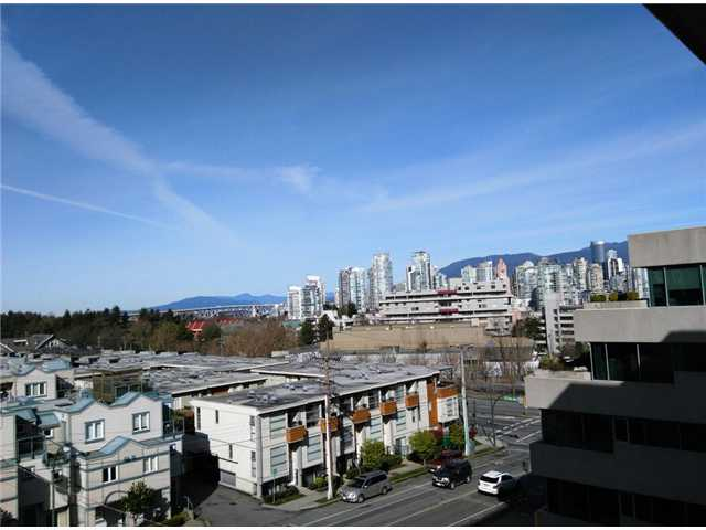 "Main Photo: 605 587 W 7TH Avenue in Vancouver: Fairview VW Condo for sale in ""THE AFFINITY"" (Vancouver West)  : MLS® # V1117685"