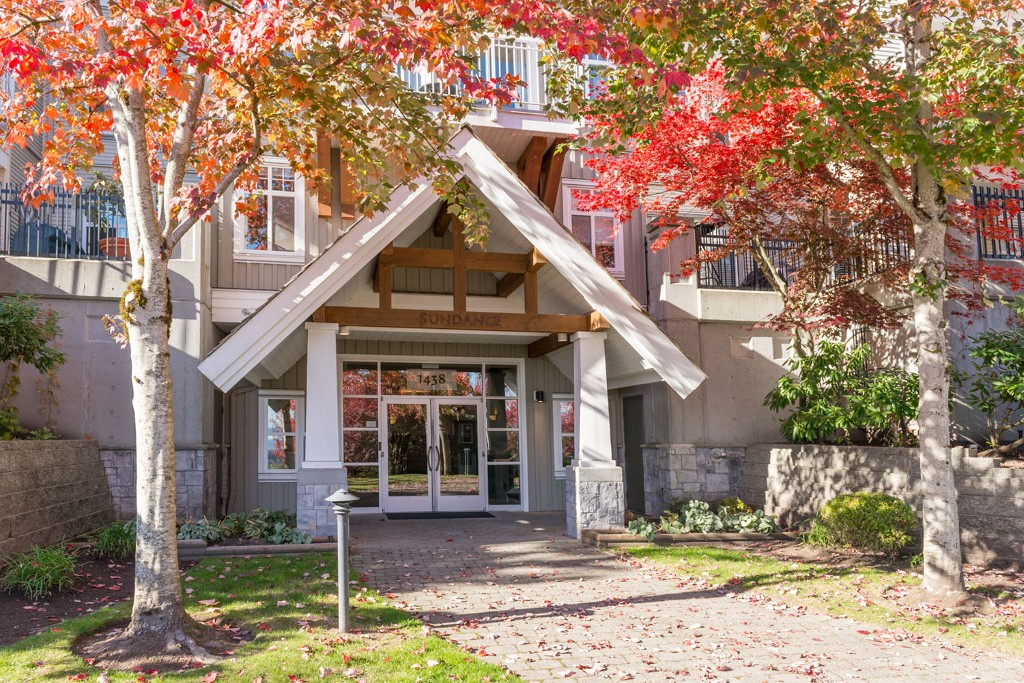 FEATURED LISTING: 308 - 1438 PARKWAY Boulevard Coquitlam