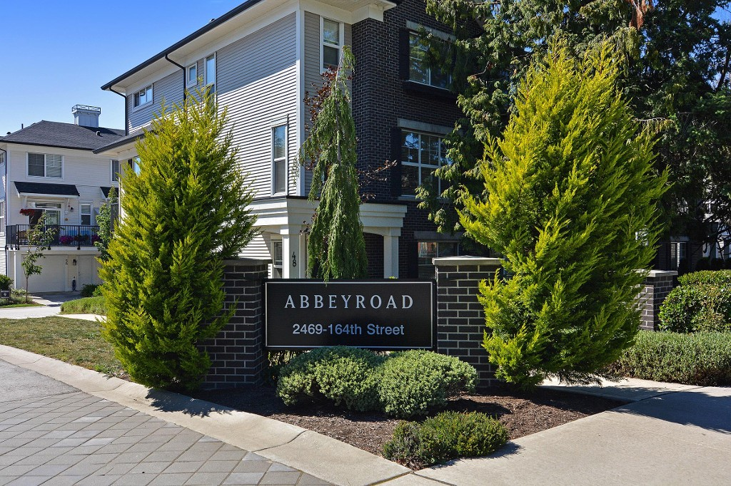 FEATURED LISTING: 50 - 2469 164 Street Surrey