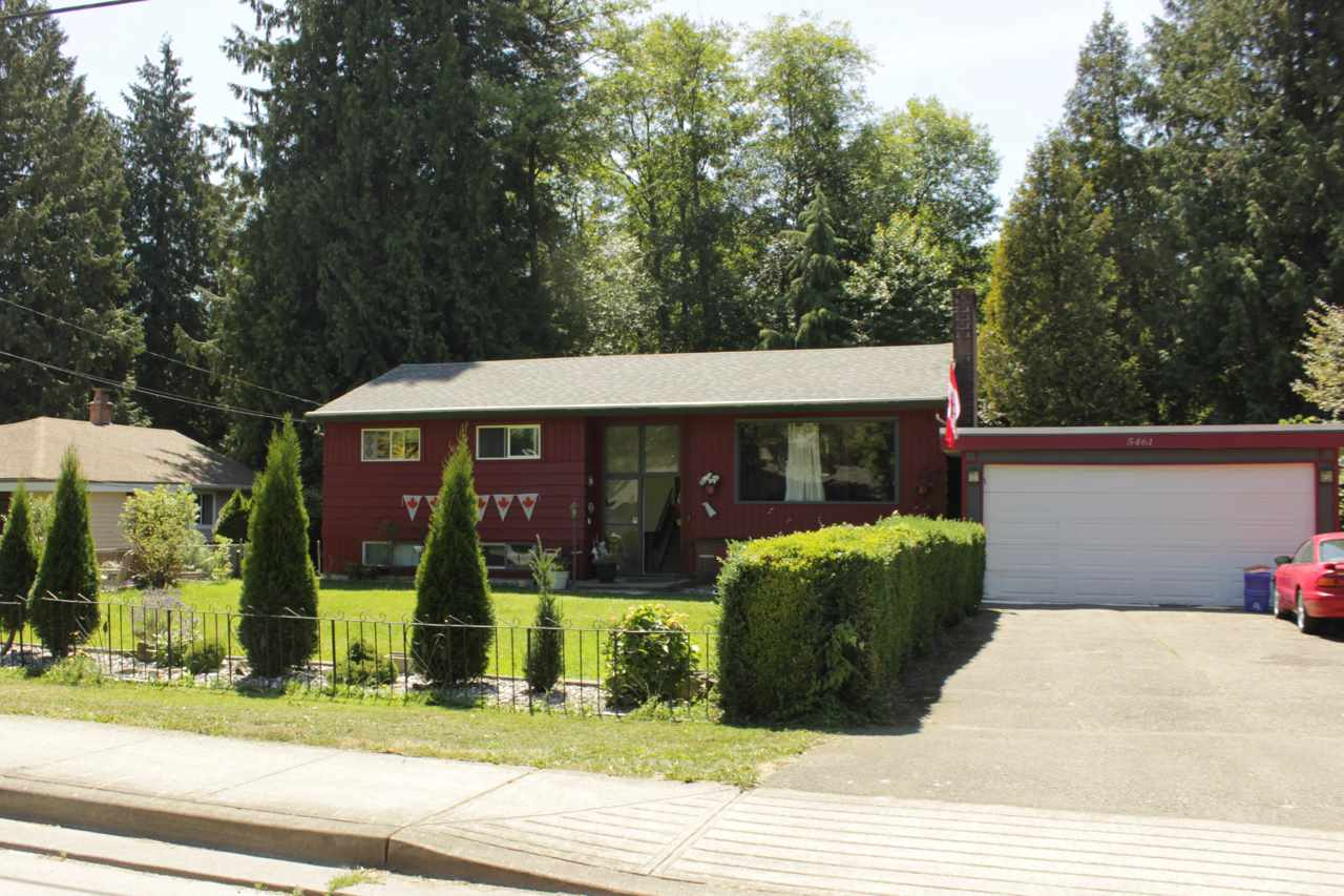 Main Photo: 5461 BRYDON Crescent in Langley: Langley City House for sale : MLS® # R2186795