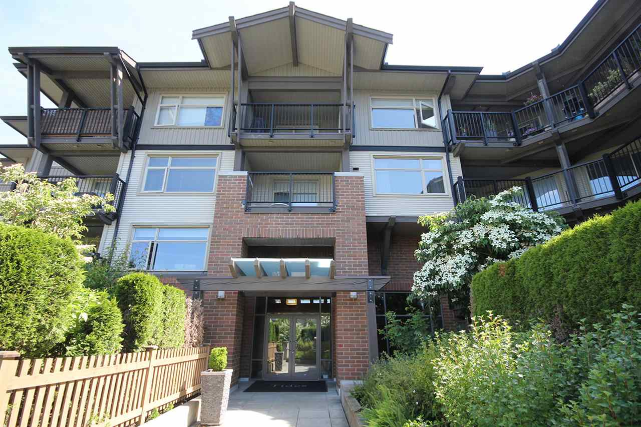 Main Photo: 411 400 KLAHANIE DRIVE in : Port Moody Centre Condo for sale : MLS® # R2075089