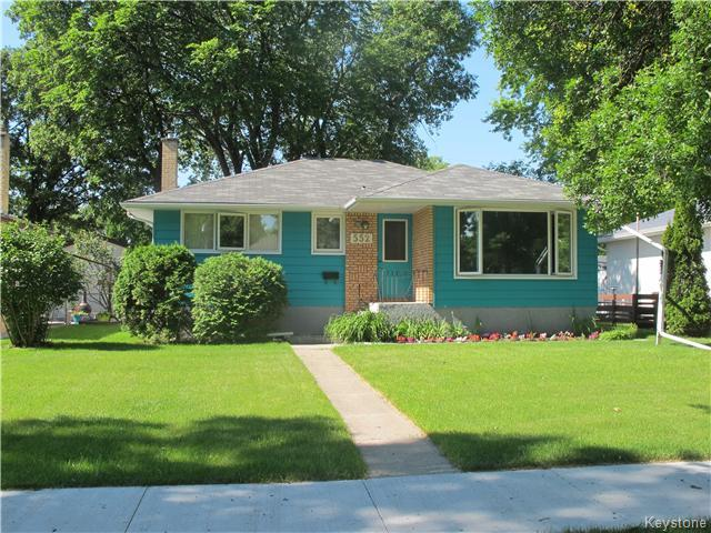 Main Photo:  in Winnipeg: East Kildonan Residential for sale (North East Winnipeg)  : MLS® # 1617161
