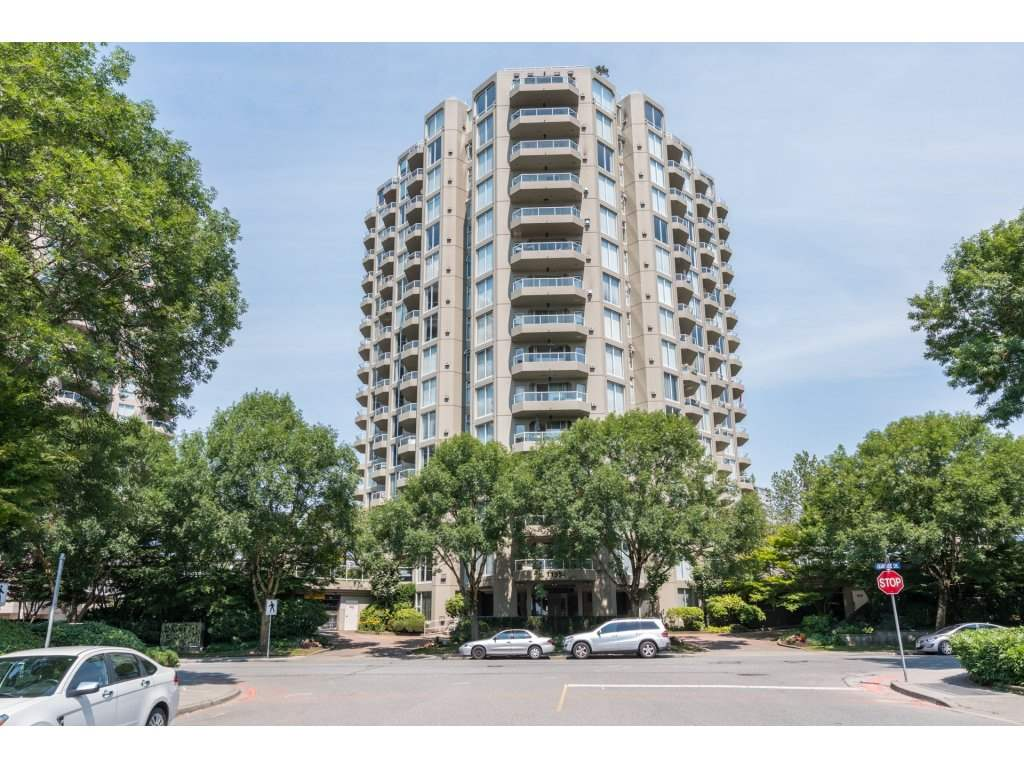 "Main Photo: 506 1135 QUAYSIDE Drive in New Westminster: Quay Condo for sale in ""ANCHOR POINT"" : MLS® # R2189189"
