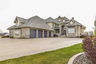 Main Photo: 11 Estates at Blackhawk: Rural Parkland County House for sale : MLS®# E4088189