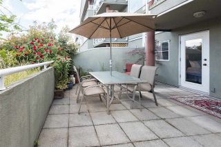 "Main Photo: 109 3280 W BROADWAY in Vancouver: Kitsilano Condo for sale in ""WESTPOINTE - KITS"" (Vancouver West)  : MLS®# R2278968"