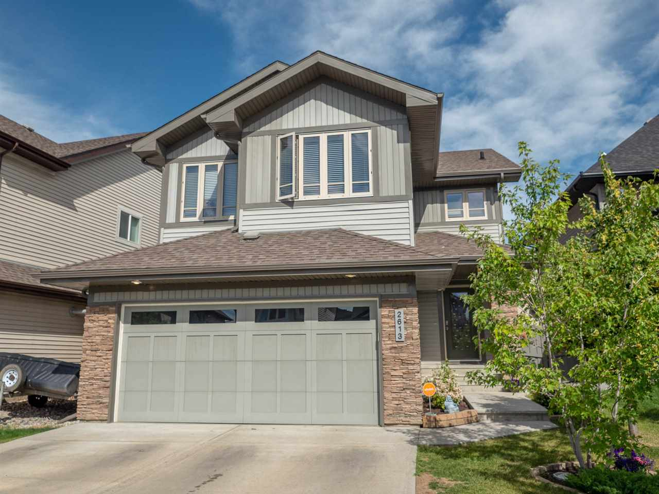 Main Photo: 2613 ANDERSON Crescent in Edmonton: Zone 56 House for sale : MLS®# E4120867