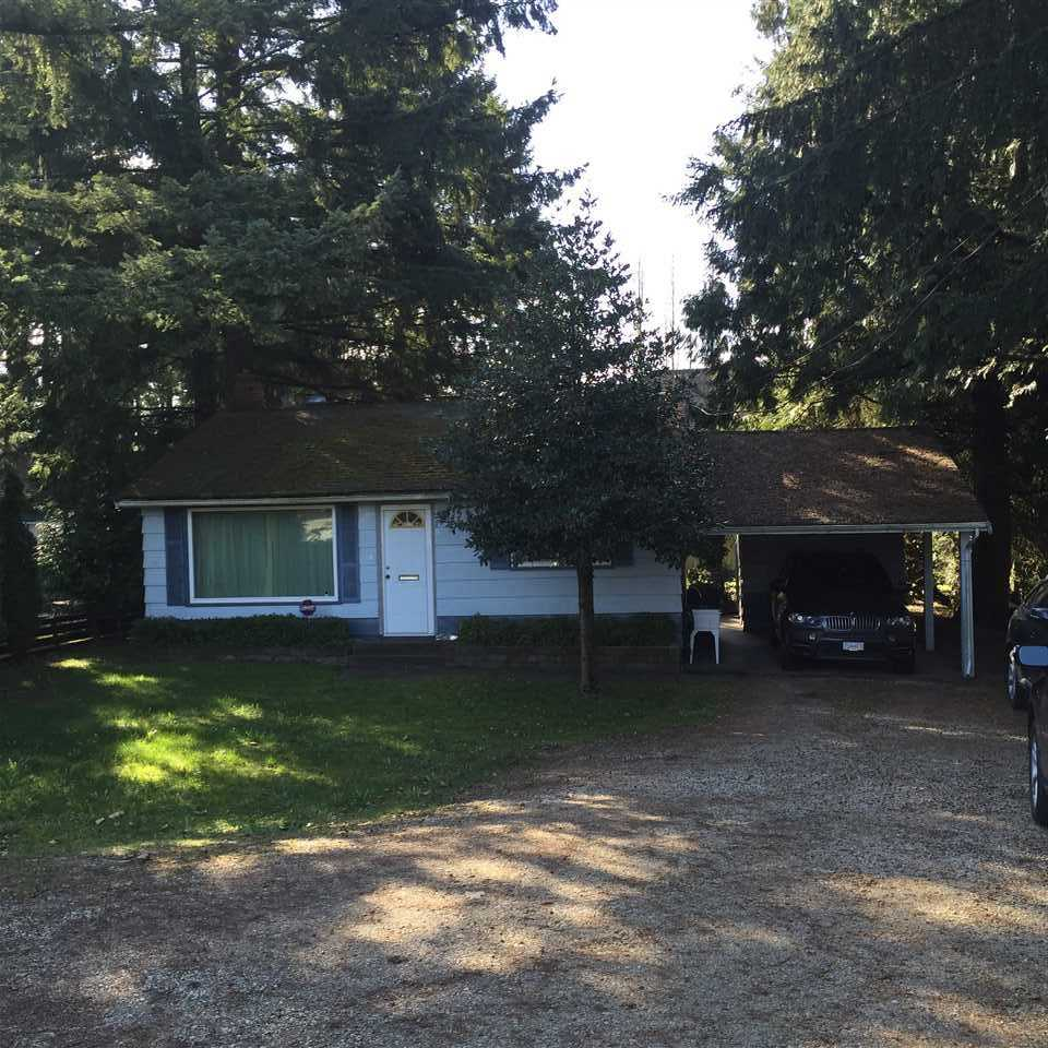 Main Photo: 14842 FRASER Highway in Surrey: Bear Creek Green Timbers House for sale : MLS®# R2313536