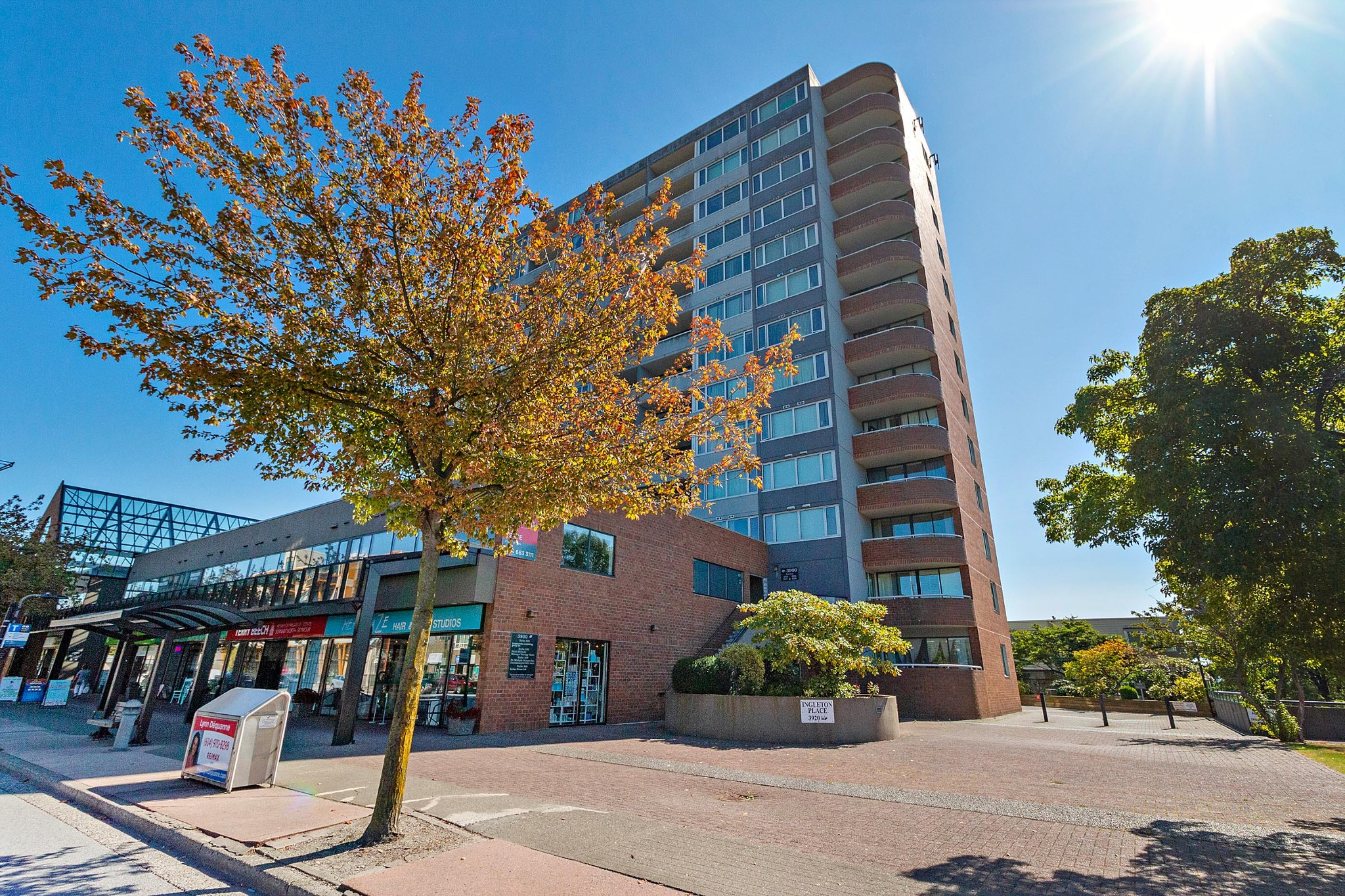 FEATURED LISTING: 1008 - 3920 HASTINGS Street Burnaby