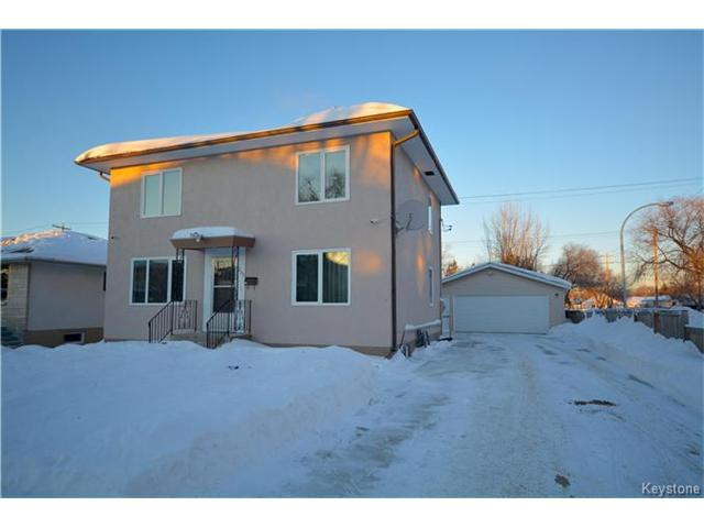 Main Photo: 395 McKay Avenue in Winnipeg: North Kildonan Residential for sale (3F)  : MLS® # 1700952