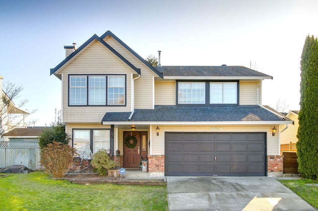 Main Photo: 22954 REID Avenue in Maple Ridge: East Central House for sale : MLS®# R2239408