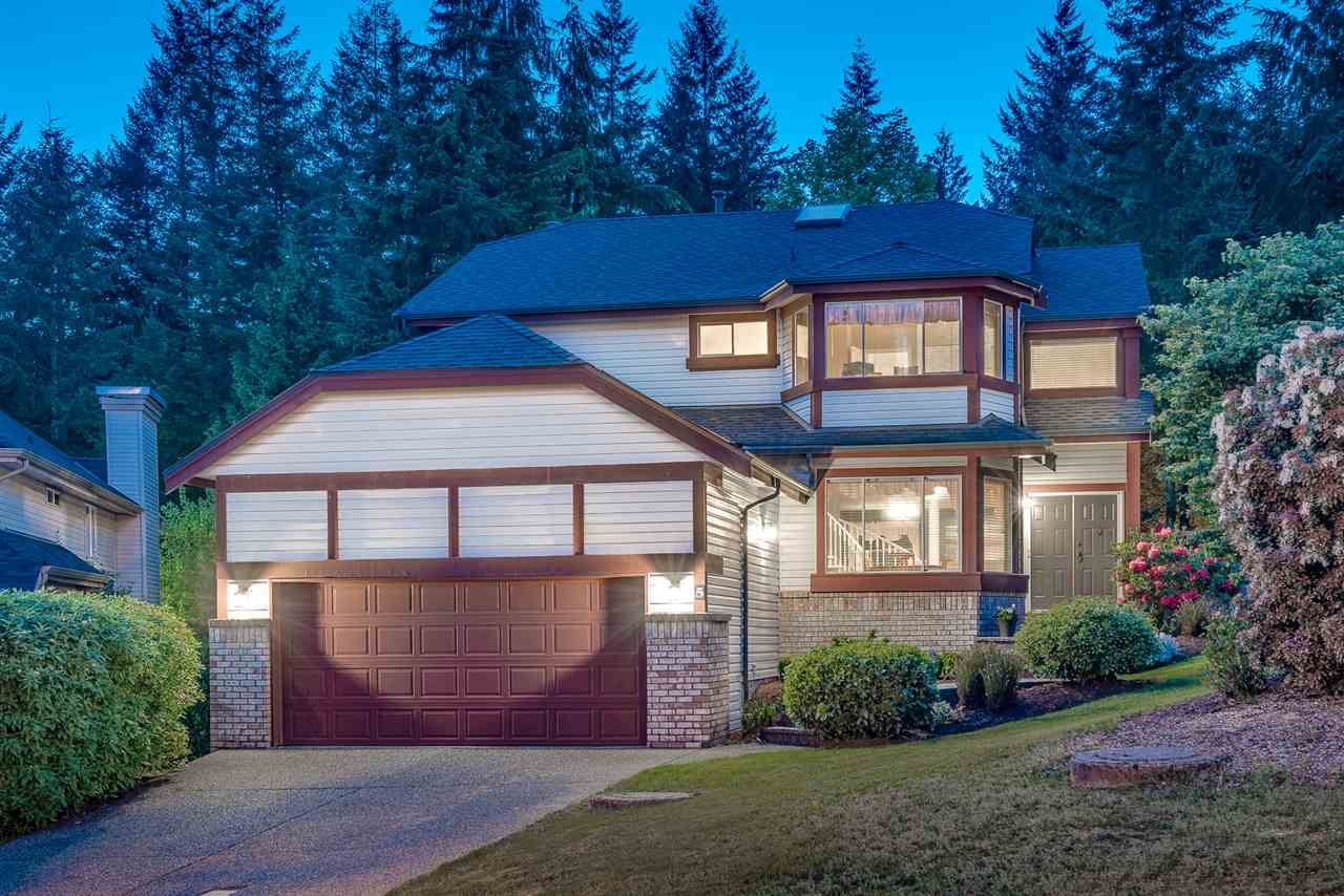 "Main Photo: 5 ASPEN Court in Port Moody: Heritage Woods PM House for sale in ""HERITAGE WOODS"" : MLS®# R2292546"