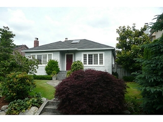 Main Photo: 2235 W 21ST Avenue in Vancouver: Arbutus House for sale (Vancouver West)  : MLS® # V1034787