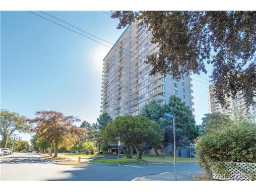 Main Photo: 1509 647 Michigan Street in VICTORIA: Vi James Bay Condo Apartment for sale (Victoria)  : MLS® # 368828