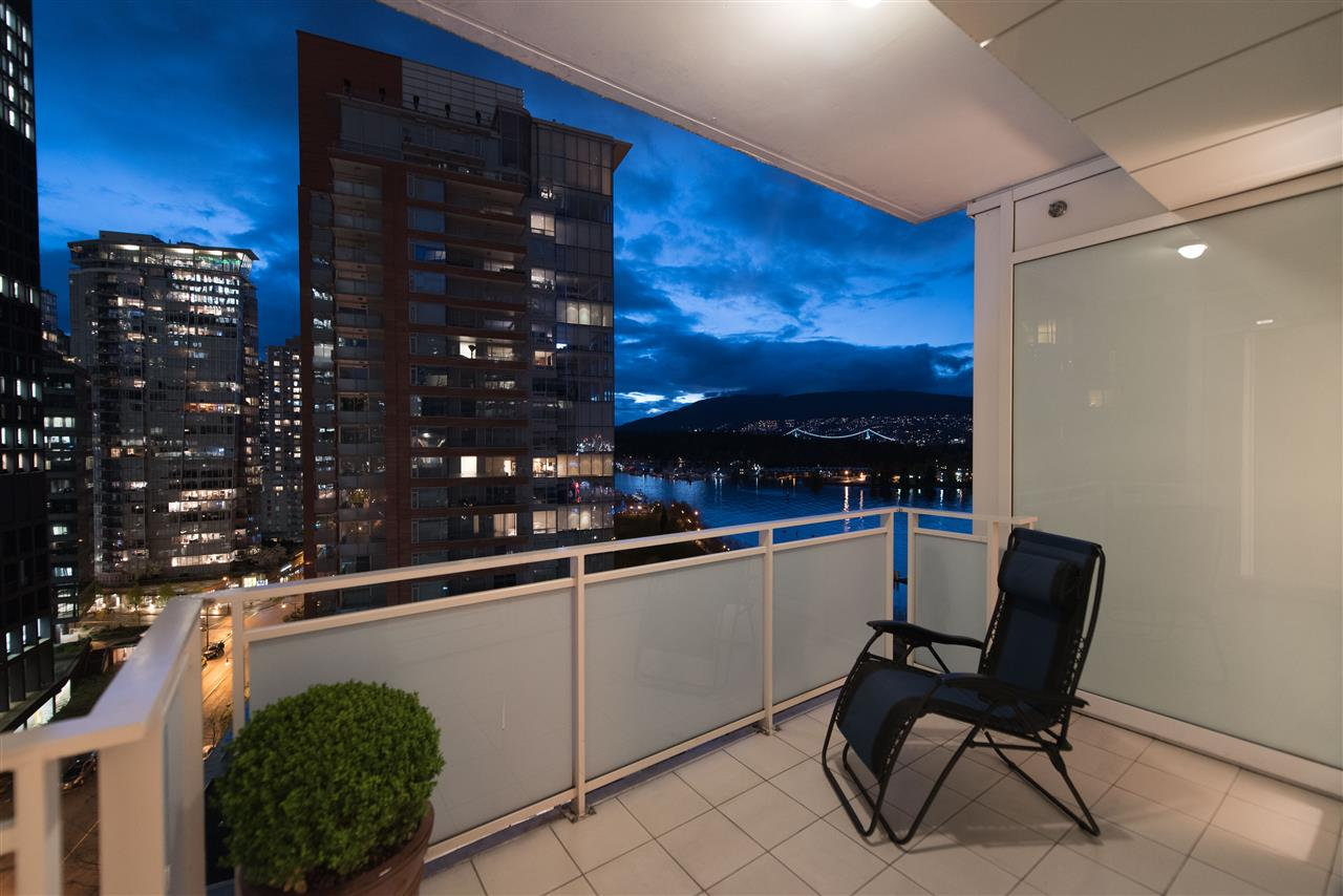 Photo 16: 1104 1139 W CORDOVA Street in Vancouver: Coal Harbour Condo for sale (Vancouver West)  : MLS(r) # R2160404