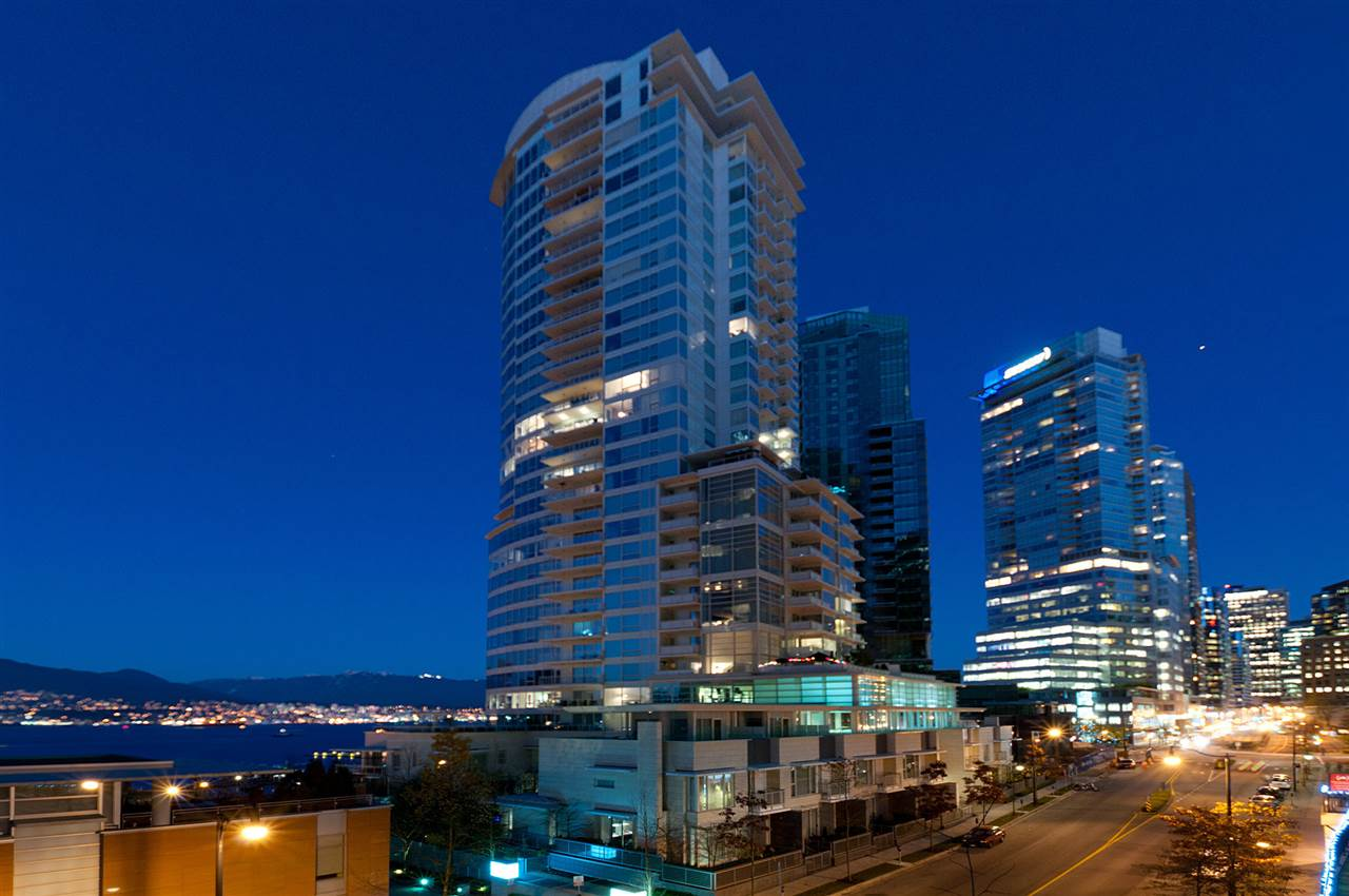 Photo 3: 1104 1139 W CORDOVA Street in Vancouver: Coal Harbour Condo for sale (Vancouver West)  : MLS(r) # R2160404