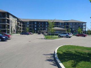 Main Photo: 411 270 McConachie Dr Drive NW in Edmonton: Zone 03 Condo for sale : MLS®# E4129679