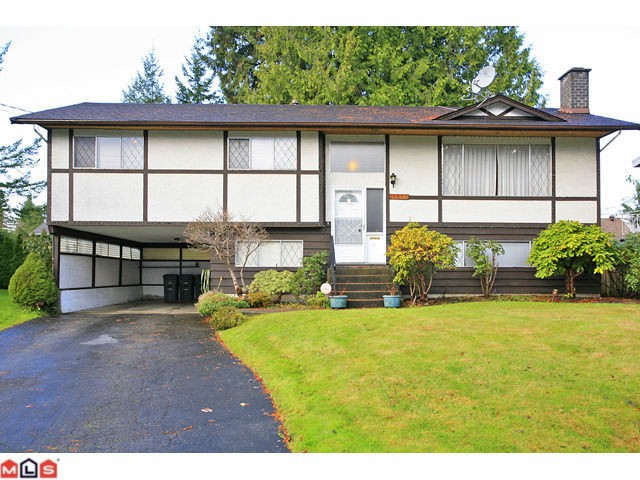 "Main Photo: 9971 125TH Street in Surrey: Cedar Hills House for sale in ""St. Helens"" (North Surrey)  : MLS®# F1127438"