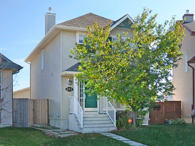 Main Photo: 222 Cramond Circle SE in Calgary: Cranston Residential Detached Single Family for sale : MLS® # C3639226