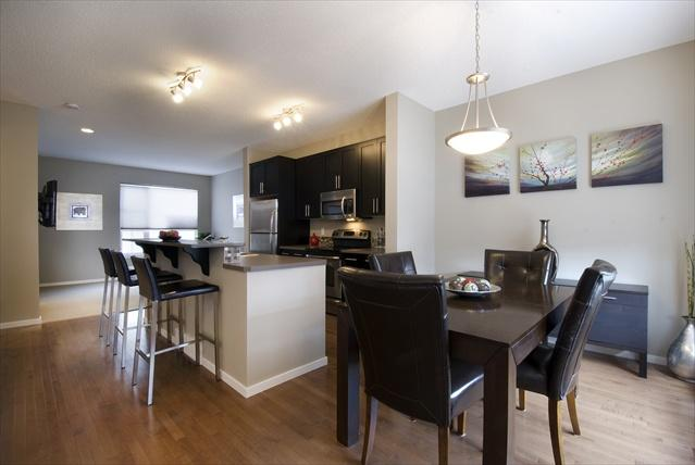 Photo 2: 115 CHAPALINA Square SE in CALGARY: Chaparral Townhouse for sale (Calgary)  : MLS® # C3472545