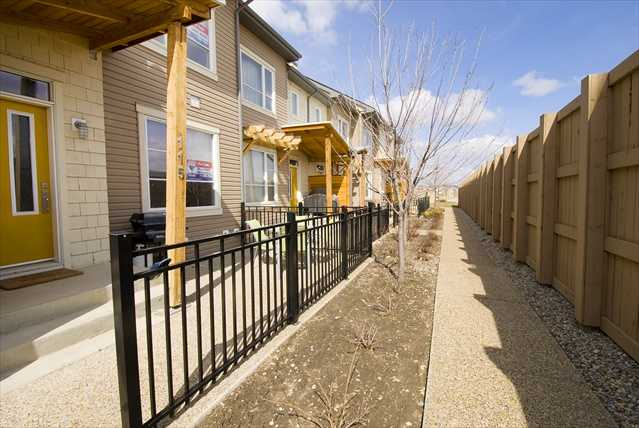 Photo 17: 115 CHAPALINA Square SE in CALGARY: Chaparral Townhouse for sale (Calgary)  : MLS® # C3472545