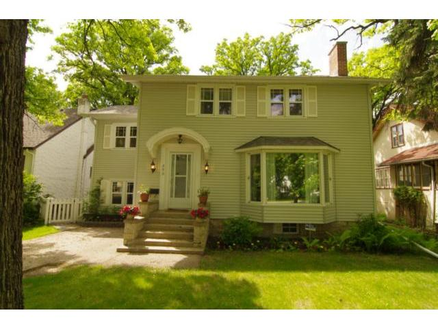 Main Photo: 290 Overdale Street in WINNIPEG: St James Residential for sale (West Winnipeg)  : MLS®# 1111764