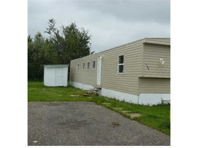 "Main Photo: 155 9207 82ND Street in Fort St. John: Fort St. John - City SE Manufactured Home for sale in ""SOUTHRIDGE MOBILE HOME PARK"" (Fort St. John (Zone 60))  : MLS®# N232802"