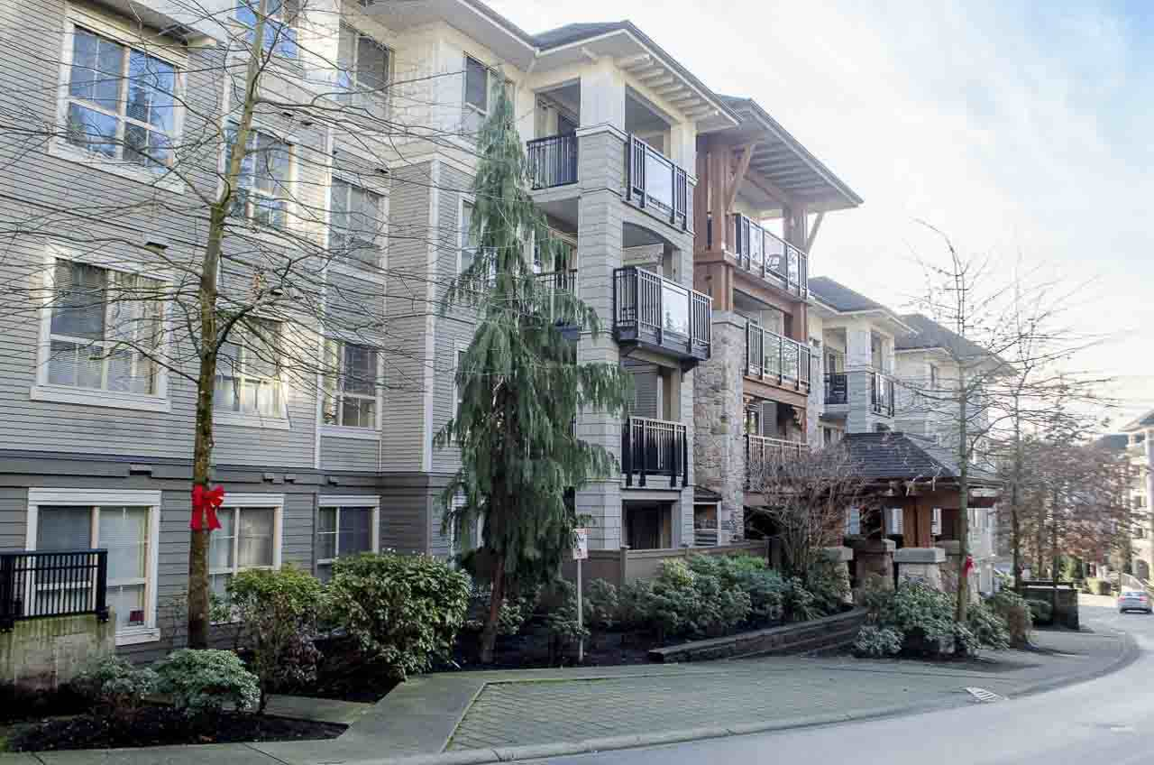 "Main Photo: 308 2968 SILVER SPRINGS Boulevard in Coquitlam: Westwood Plateau Condo for sale in ""TAMARISK"" : MLS®# R2021016"