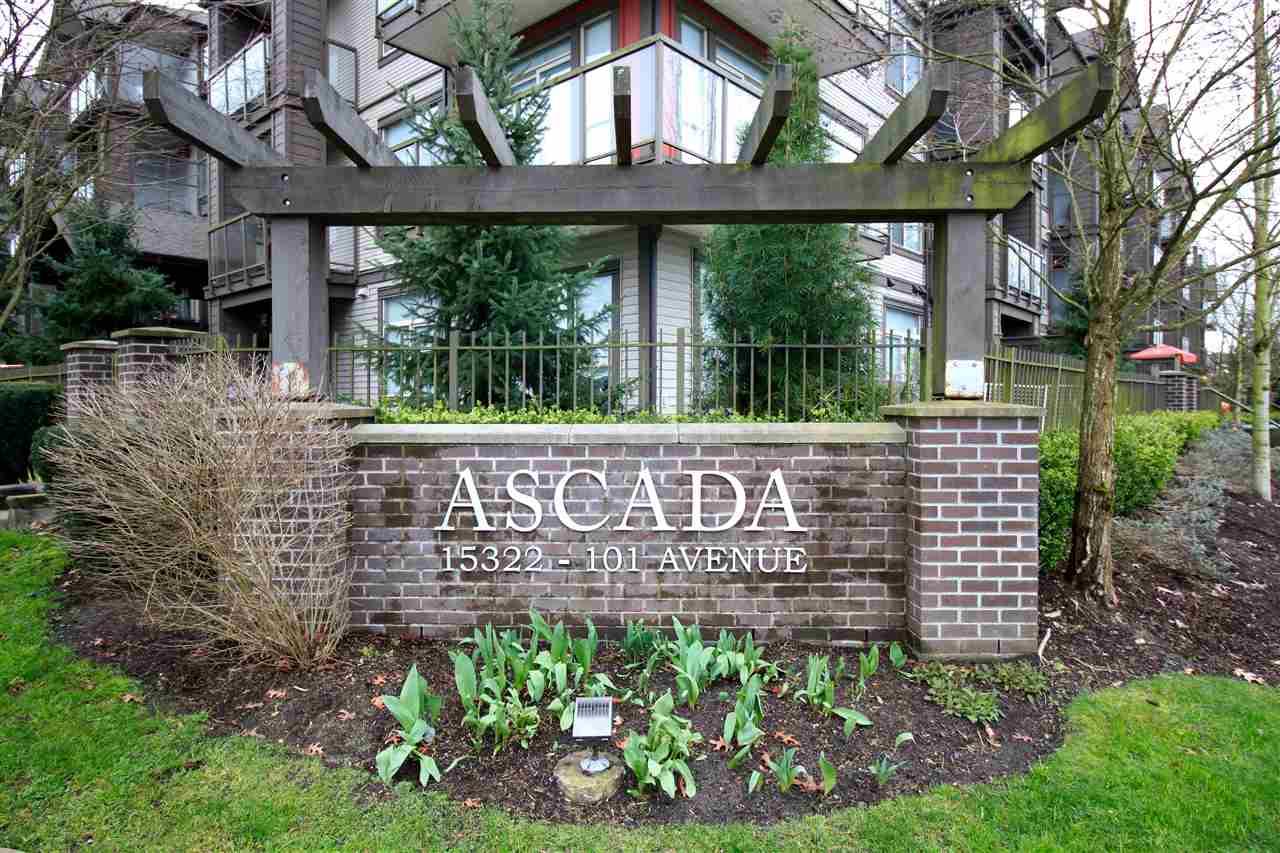 403 15322 101 Avenue in Surrey: Guildford Condo for sale (North Surrey) :  MLS®# R2048002