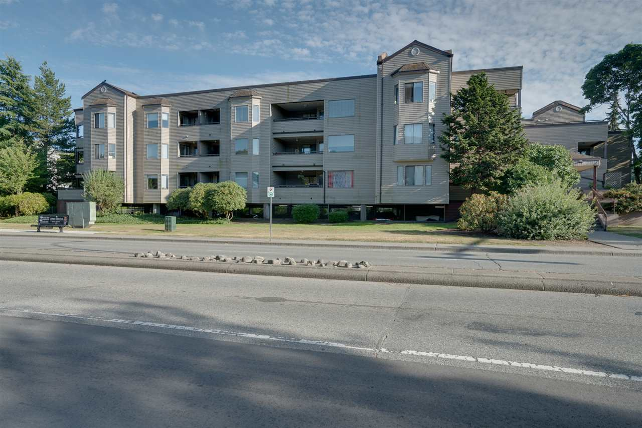 "Main Photo: 114 5294 204 Street in Langley: Langley City Condo for sale in ""Waters Edge"" : MLS® # R2189873"