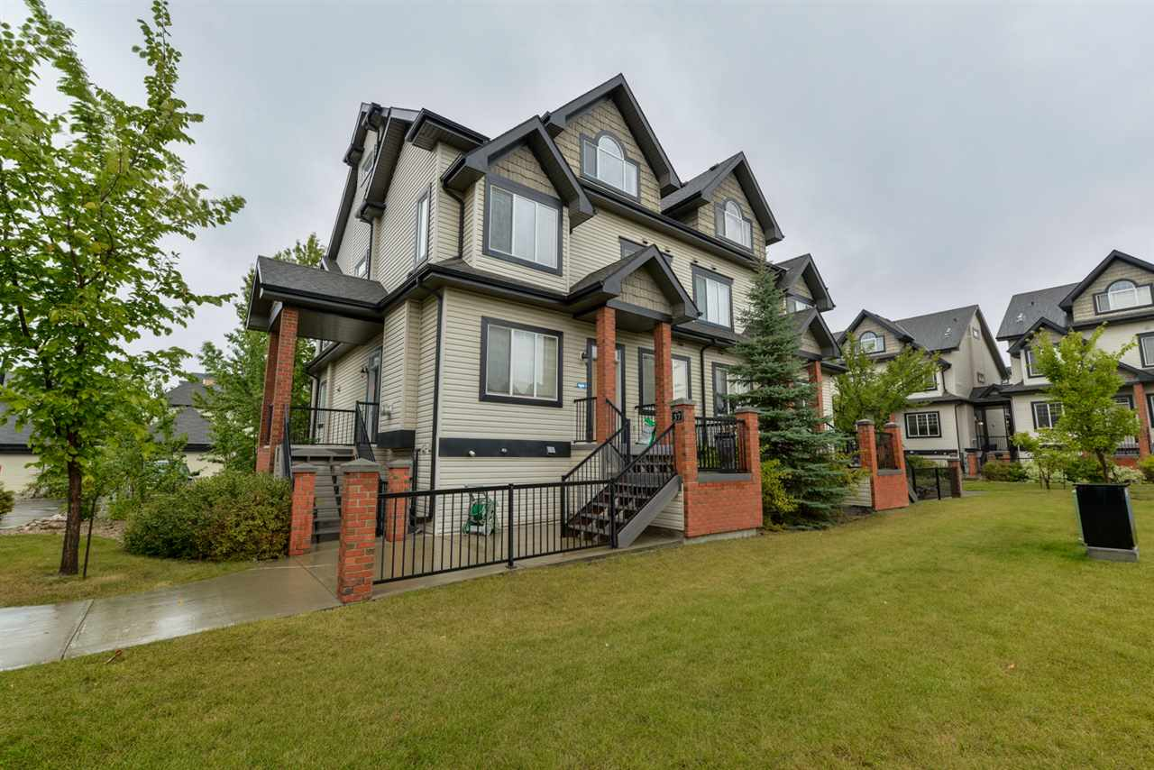 Main Photo: 35 4821 Terwillegar Common in Edmonton: Zone 14 Townhouse for sale : MLS® # E4082039