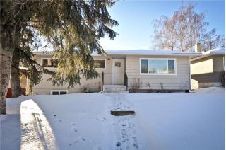 Main Photo: 35 HEALY Drive SW in Calgary: Haysboro House for sale : MLS® # C4154586