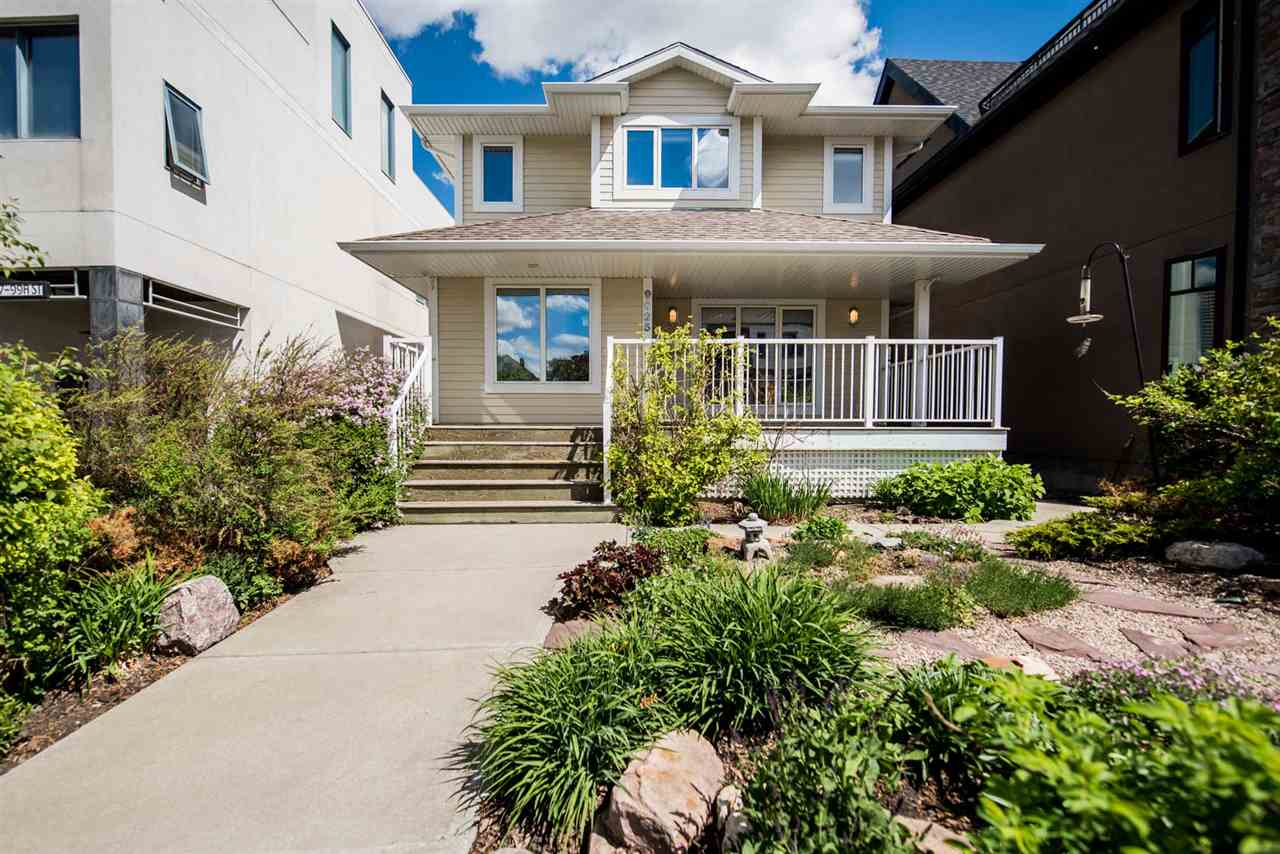 Main Photo: 9625 99A Street in Edmonton: Zone 15 House for sale : MLS®# E4123464