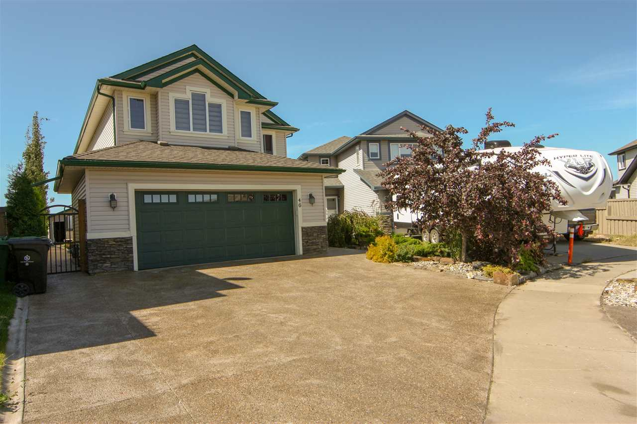 FEATURED LISTING: 46 SONORA Crescent Fort Saskatchewan