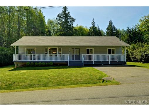 Main Photo: 6787 Burr Drive in SOOKE: Sk Broomhill Single Family Detached for sale (Sooke)  : MLS®# 363710