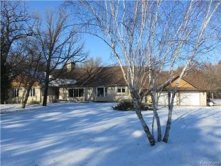 Main Photo: 28059 Dugald Road in Dugald: RM of Springfield Residential for sale (R04)  : MLS® # 1729505