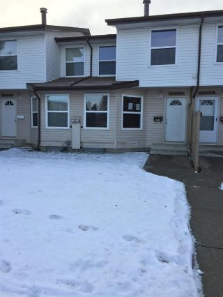 Main Photo:  in Edmonton: Zone 16 Townhouse for sale : MLS® # E4093570