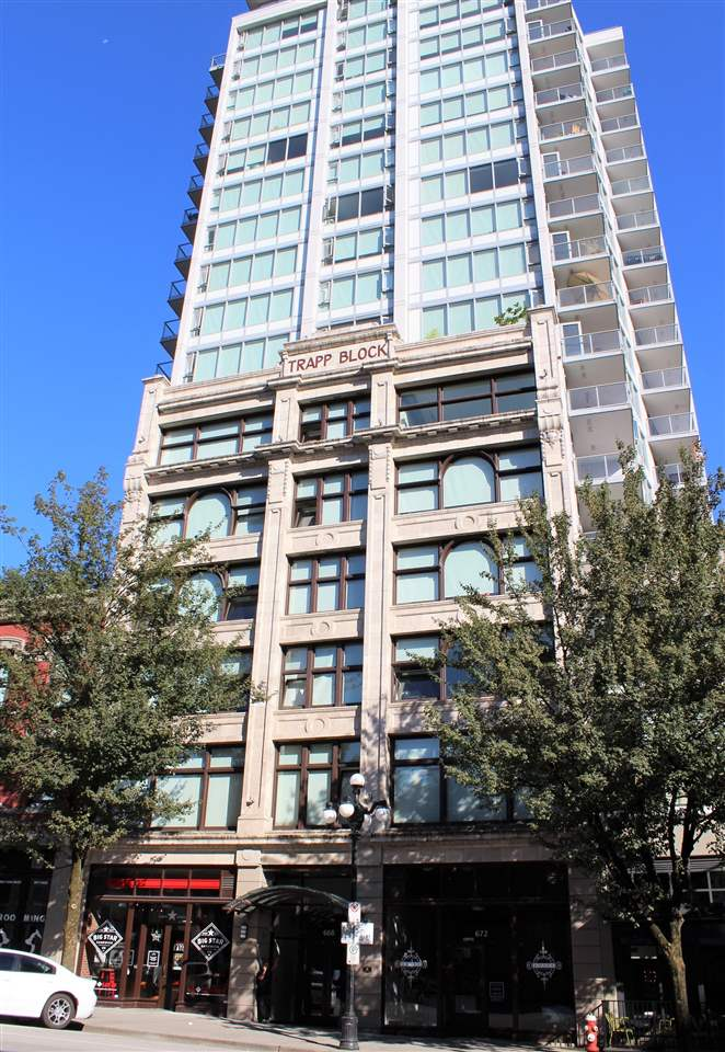 FEATURED LISTING: 307 - 668 COLUMBIA Street New Westminster