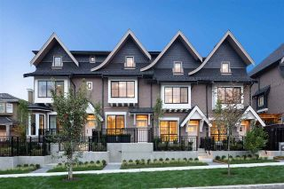 "Main Photo: 8133 SHAUGNESSY Street in Vancouver: Marpole Townhouse for sale in ""Shaughnessy Residences"" (Vancouver West)  : MLS®# R2316934"
