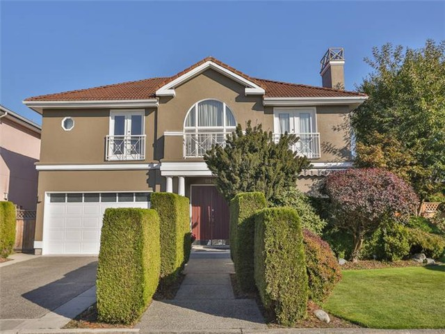 Main Photo: 11940 MELLIS DR in Richmond: East Cambie House for sale : MLS®# V671086