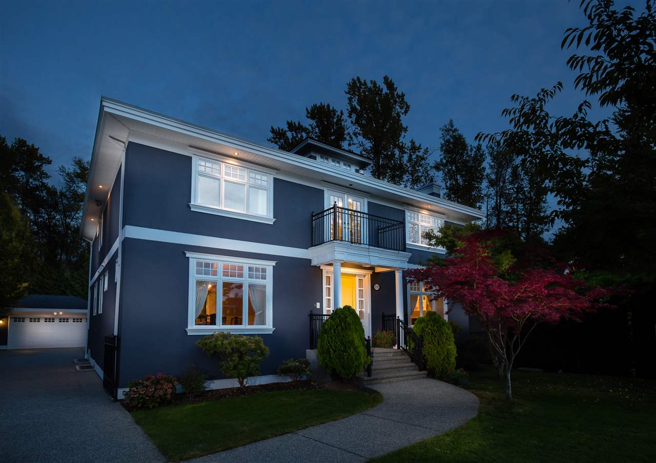 Main Photo: 5792 CEDARWOOD Street in Burnaby: Deer Lake Place House for sale (Burnaby South)  : MLS®# R2114679