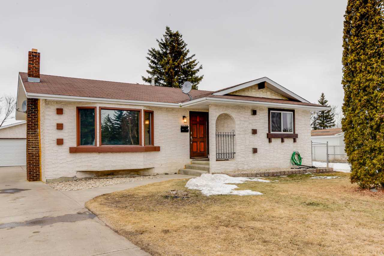 Main Photo: 4028 89 Street NW in Edmonton: Zone 29 House for sale : MLS®# E4105500