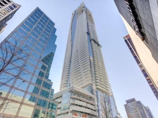 Main Photo: 3507 1 E Bloor Street in Toronto: Church-Yonge Corridor Condo for lease (Toronto C08)  : MLS®# C4115504