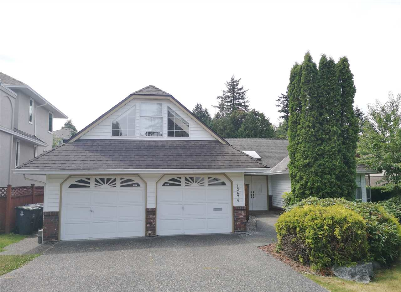 Main Photo: 12674 17A Avenue in Surrey: Crescent Bch Ocean Pk. House for sale (South Surrey White Rock)  : MLS®# R2287266
